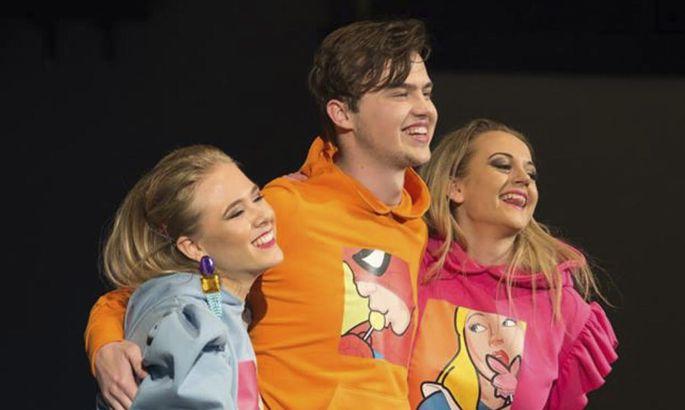 6b8e347af6a ... Viljandi Forresteriks, tõi noori kõnetavat sõnumit kandva  rõivakollektsiooniga võidu koju võistluselt «MoeP.A.R.K» ja suundub edasi  Tallinna lavadele.