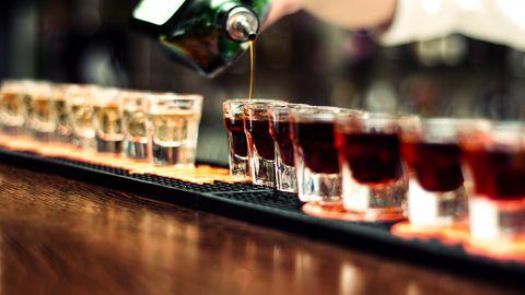 Alkoholiga haiguseid ravida ei saa.