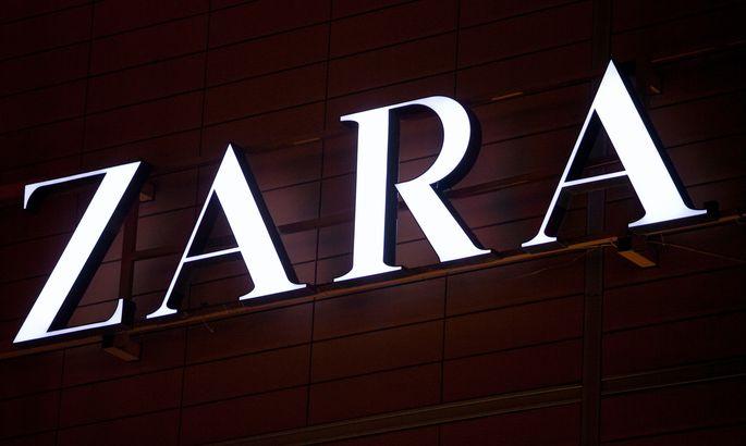 8c36ac10ef2 Kiirmoebränd Zara vahetas märkamatult logo ja paljud kliendid on ...