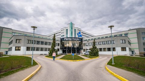 Pärnu haiglasse saab taas patsientidele pakke saata.