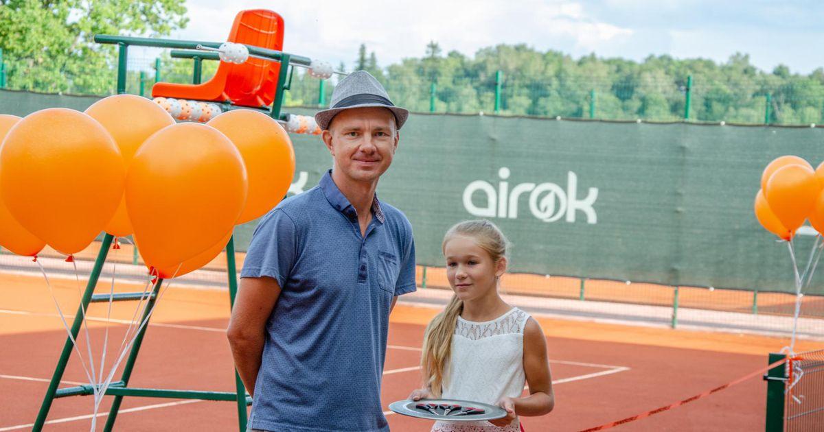 Tänavuse tenniseaasta parim klubi on Viljandis