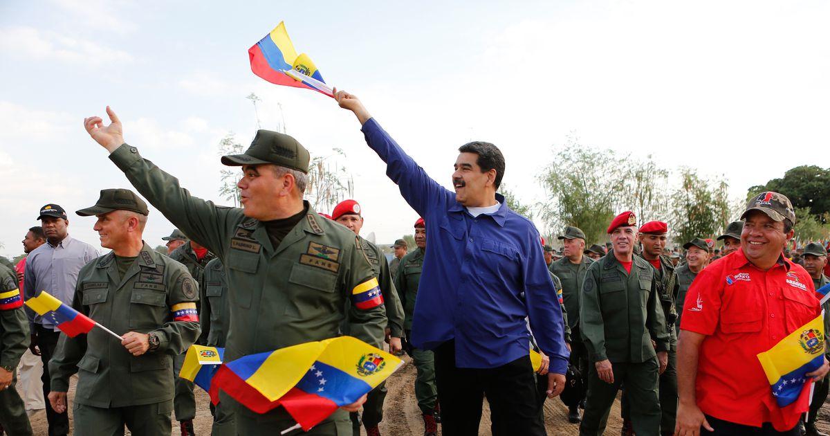 Maduro liitlane välistas ennetähtaegsed valimised