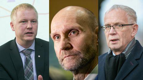 Nestor koalitsiooni katsest haaret laiendada: nad võiksid natukene järgi mõelda