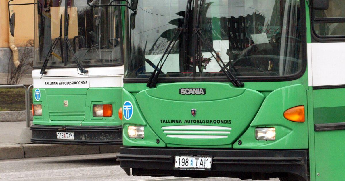 Lugeja küsib: millal saab mobiilirakendusest busside liikumist reaalajas näha?