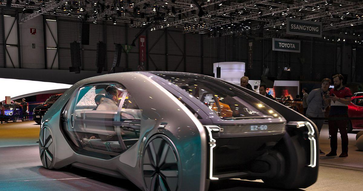 Järgmise kümne aastaga muutuvad autod rohkem kui viimase sajaga