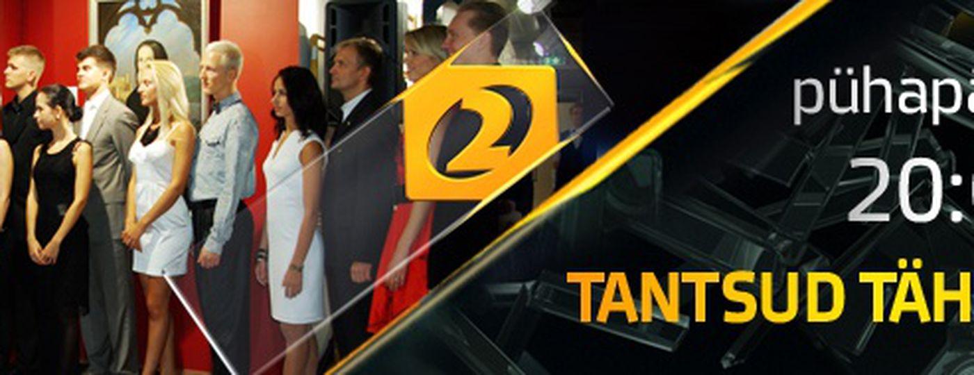 44a31984b52 Tantsud tähtedega 2010 - Kanal 2 VeebiTV