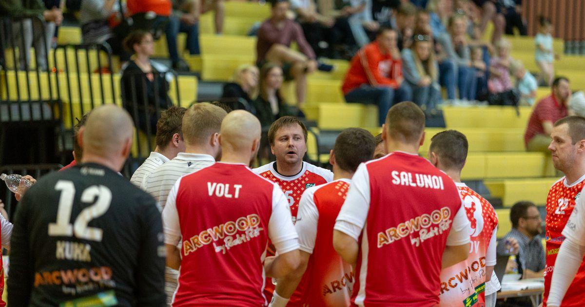 HC Tallinn ja Põlva/Arcwood edenesid veerandfinaali