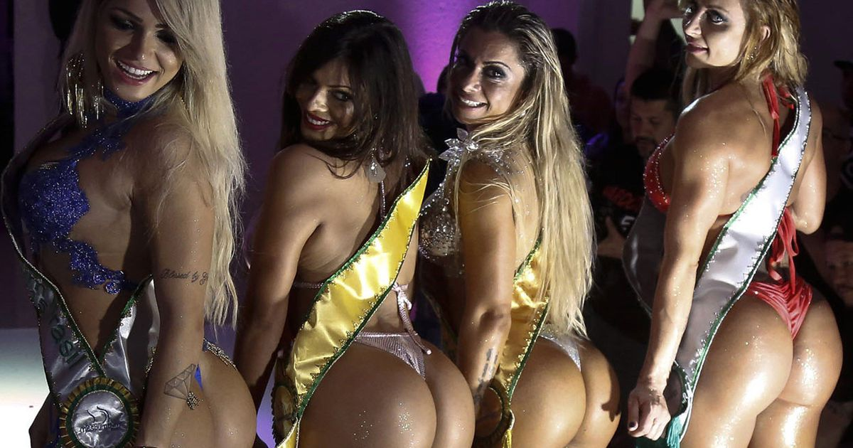 бразильянки их интересное видео фото