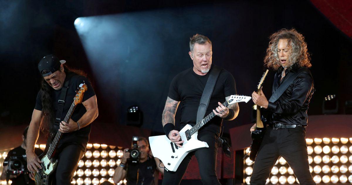 Mis emakeelset laulu esitab Metallica eestlastele?