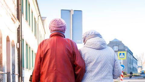 Algatus kutsub üles eakaid märkama ja eakatel endast märku andma
