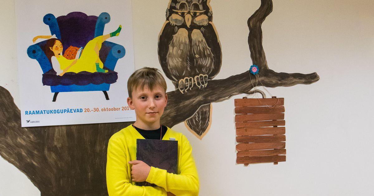 Aravete kooli poiss läheb üleriiklikule võistulugemisele
