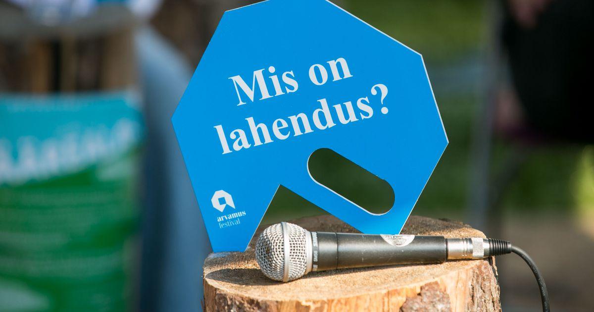 Eesti haridusstrateegia avalikud arutelud jõuavad ka Türile