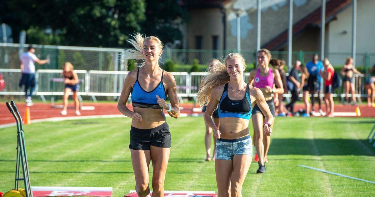 Nevolihhin ja Mülla aitasid Eesti kergejõustikukoondist