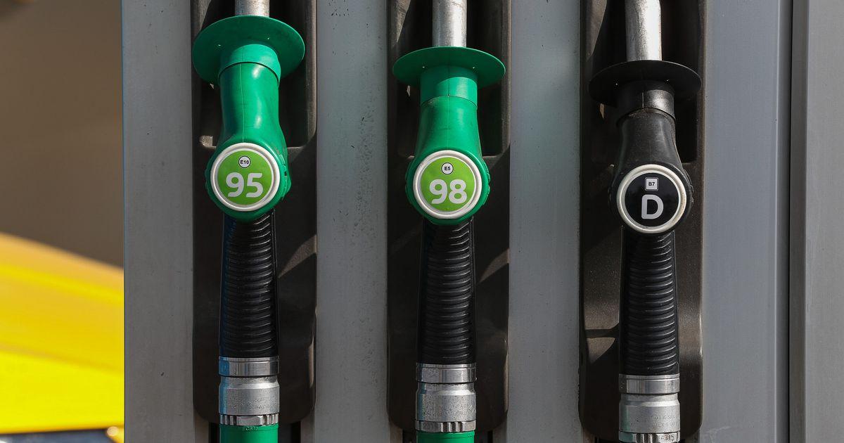 Kütusehinnad tõusid Balti pealinnadest nädalaga enim Tallinnas