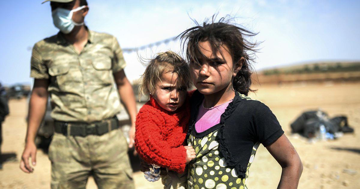 Edward Lucas: kurdide hülgamise tähendus USA liitlastele