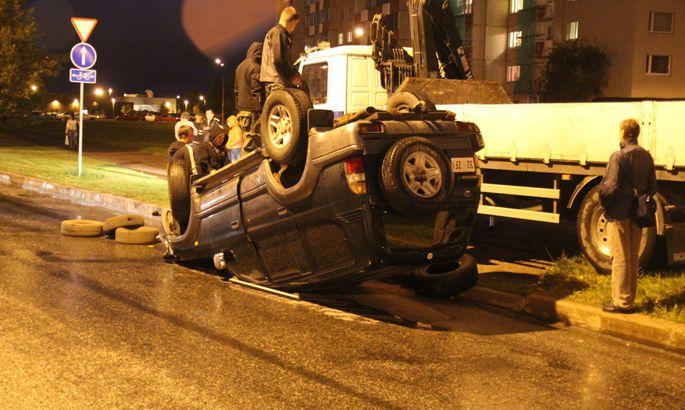 Traffic deaths down by third - Estonian news