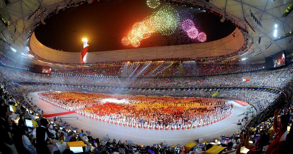 Картинки олимпийских играх в пекине