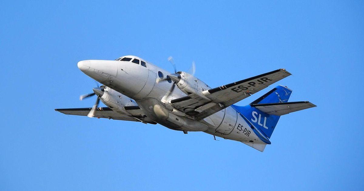 Tarmo Pikner: tere tulemast Saaremaale ront-lennukiga!