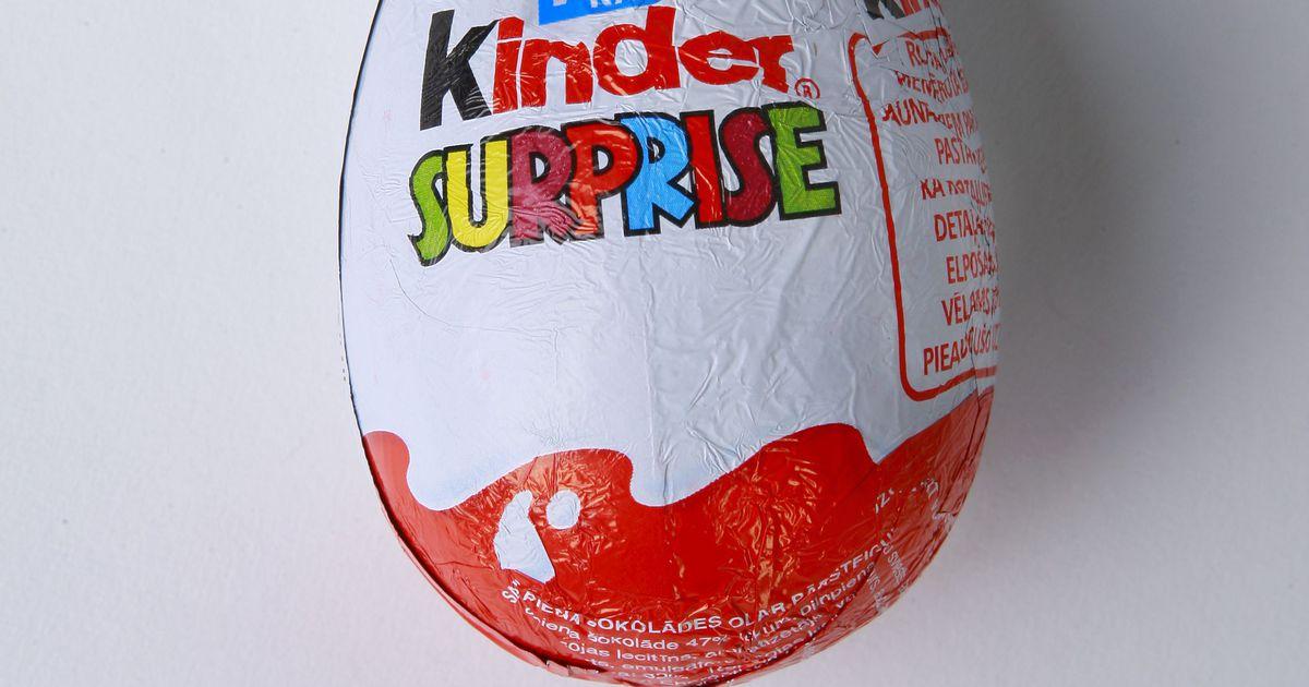 627e7fc3e99 Kinder Surprise kasutab Rumeenia lapstööjõudu - Kaup ja teenus - Tarbija