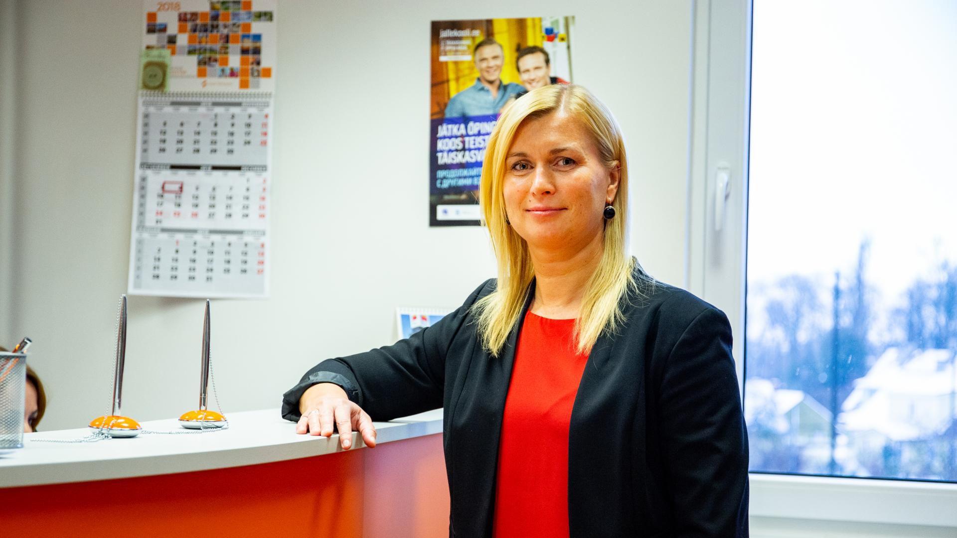 """Kristi Moldau:  """"Rääkige oma töötajatega ausalt"""""""
