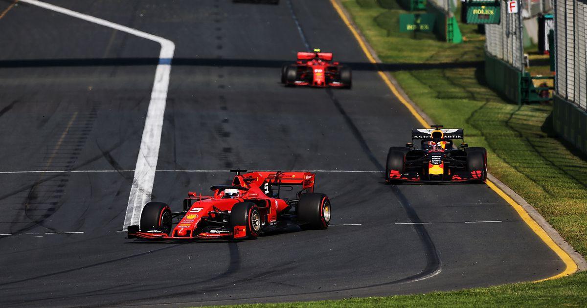 Vettel usub, et tiitlimängus löövad kaasa kuus sõitjat