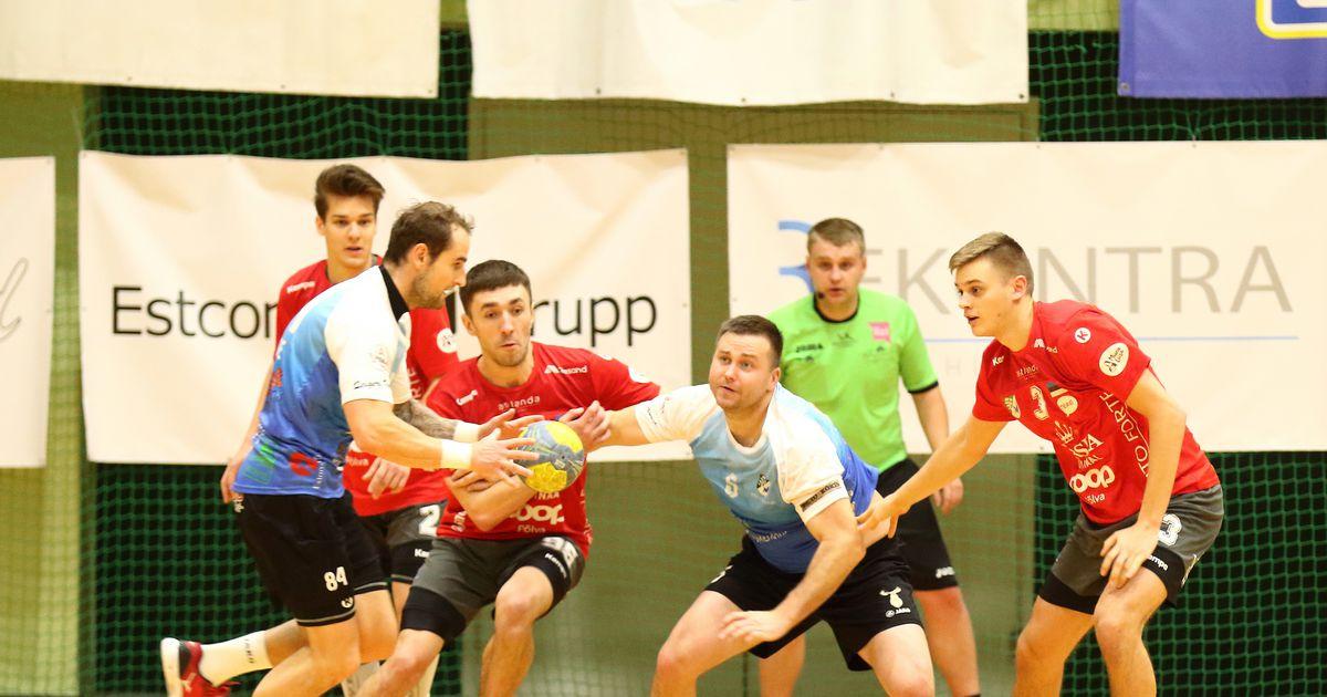 Käsipall: karikafinaalis kohtuvad Põlva Serviti ja HC Tallinn