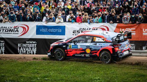 Horvaatia loodab korraldada pärast Rally Estoniat esimese MM-etapi, kuhu pääseb publik