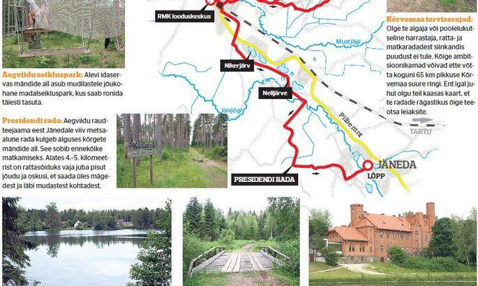 23c263e5d15 Eesti Šveitsis leiab kauneid järvi - Kasulik - Reisile