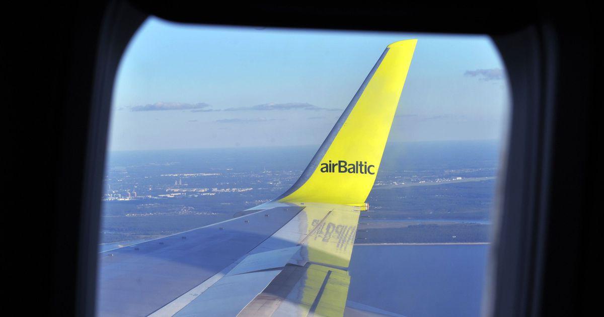 Air Balticu juht: otseliinide arv Tallinnast kahanema ei hakka