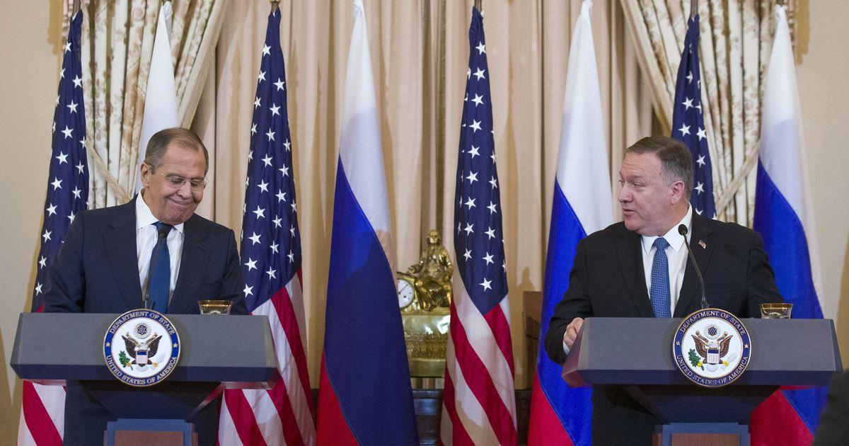 Pompeo hoiatas Venemaa välisministrit sekkumise eest USA siseasjadesse