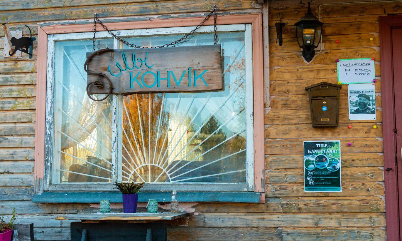 Käima läks Uma Meki kohvikute ja restoranide nädal: