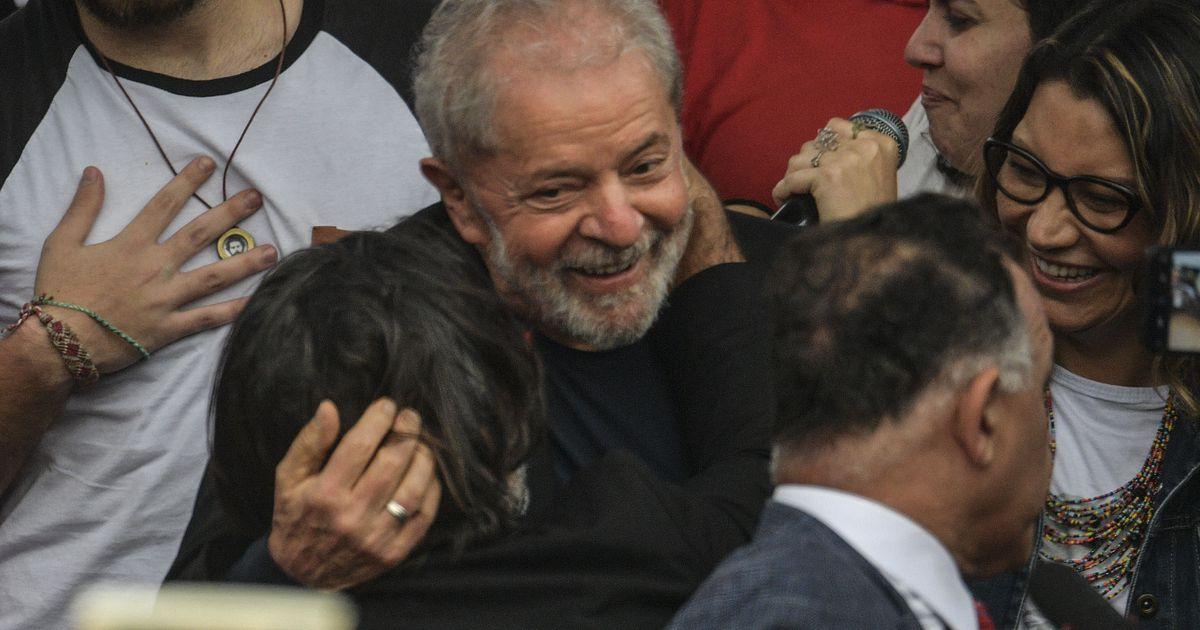 Brasiilia kohtunik andis käsu endine president vanglast vabastada
