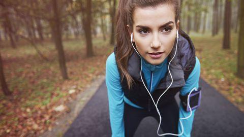 Miinuskraadidega muutub jooksmine raskemaks.