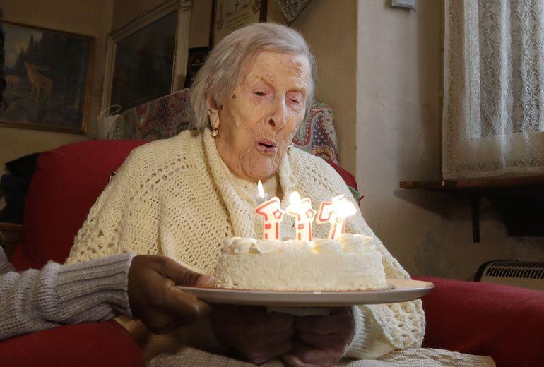ВИталии погибла самая старая женщина, которая родилась в19 веке