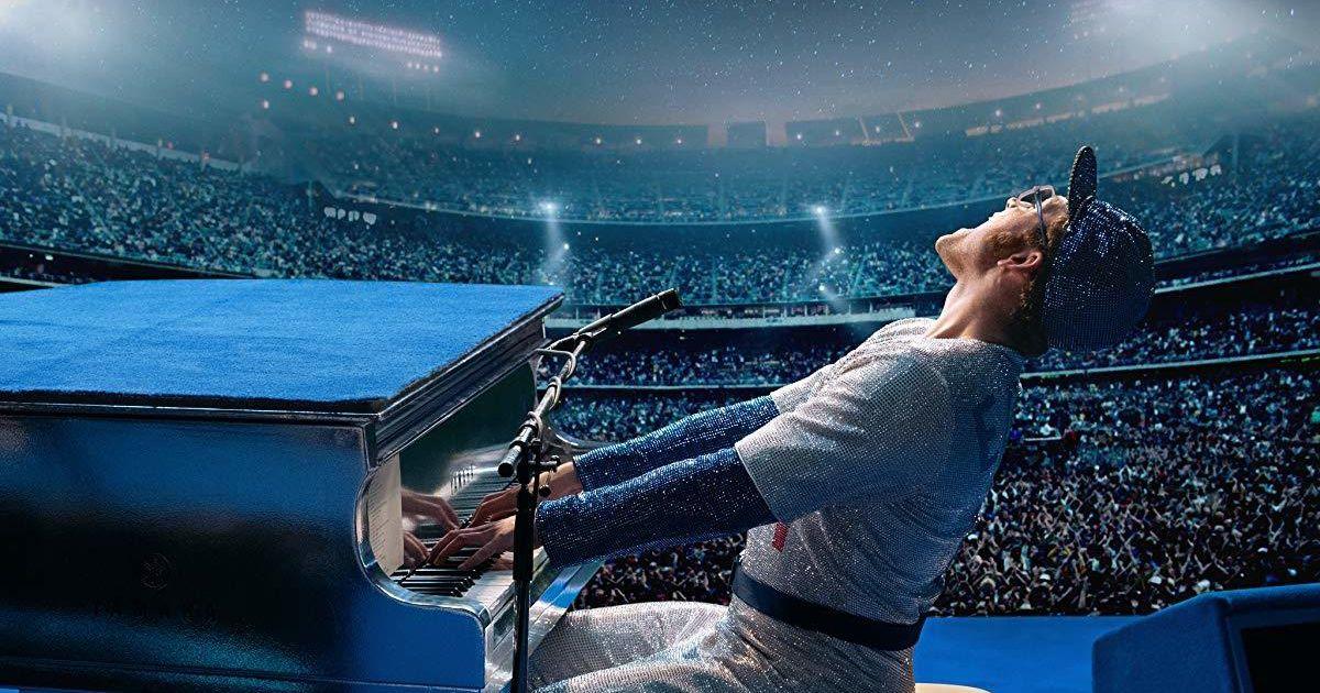 Kino näitab Elton Johni «Rocketmani» ja Londoni punase vaiba pidu