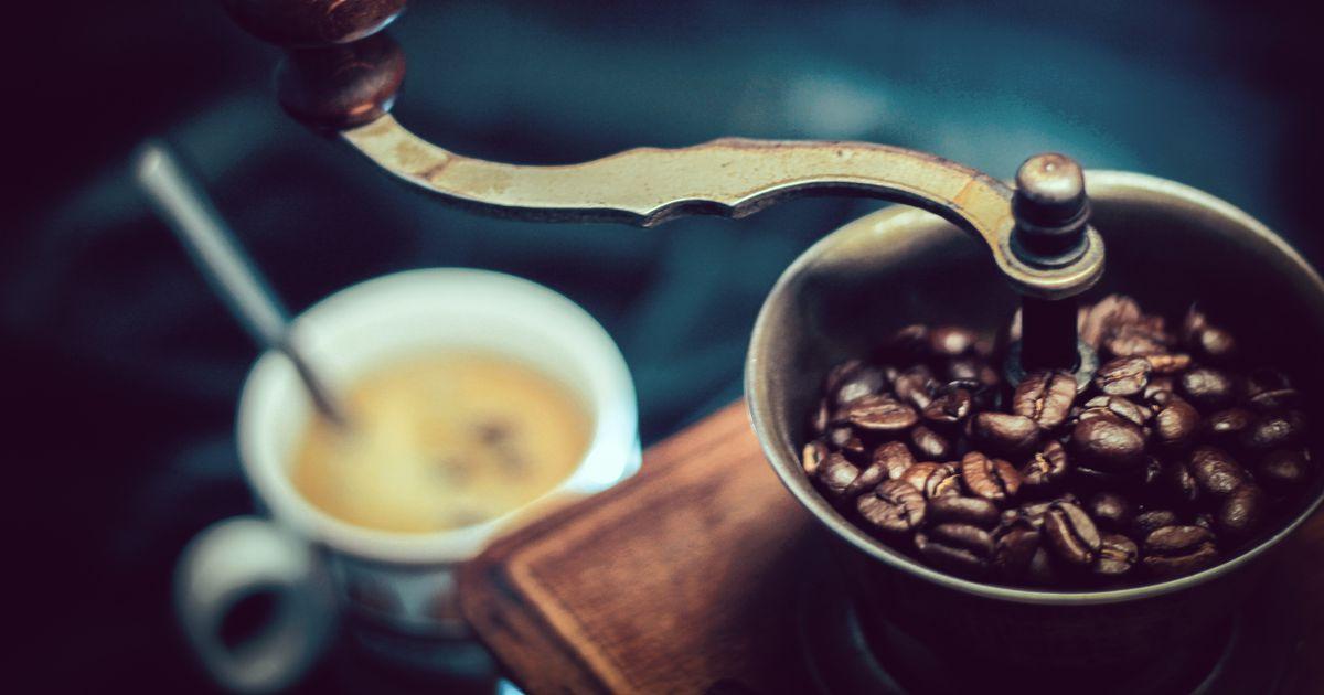 Juba üks pilk kohvitassile võib erksaks teha