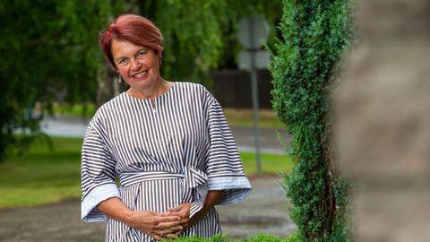 Tartu Ülikooli meditsiinilise mikrobioloogia professor Irja Lutsar.