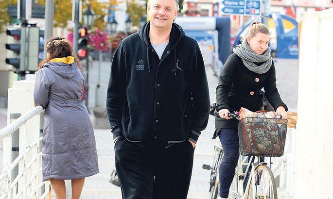 de0a1a7c6ce TÜ/Rocki meeskonna peatreener Gert Kullamäe tunnistab, et jõuab Tartu  kesklinna jalutama harva. Kui, siis käib mõnes söögikohas lõunat söömas.