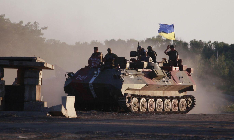 Что происходит под Горловкой? Версия украинской стороны