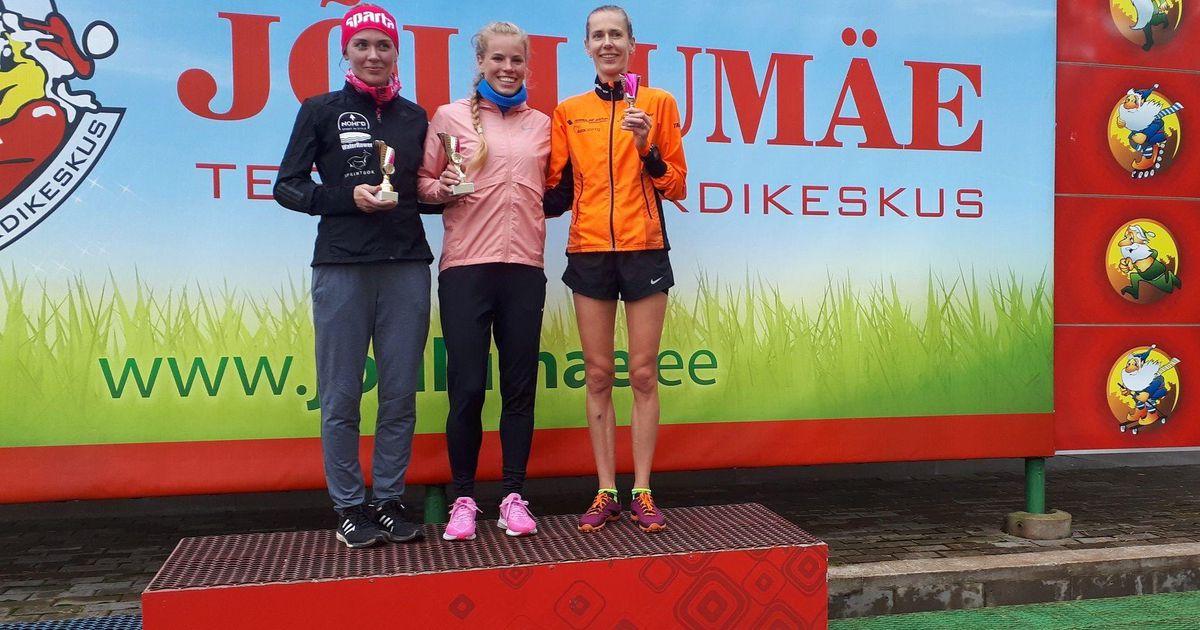 Kelly Nevolihhin kaitses tiitlit murdmaajooksu Eesti karikavõistlustel