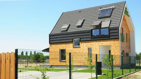 Energiatõhus maja