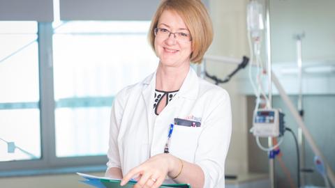 Dr Helis Pokkerit rõõmustab, et patsiendid saavad nüüd laialdasemalt tasemel ravi kodukoha lähistel.