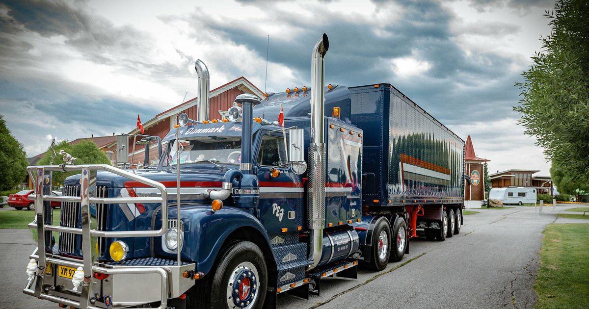 Tallinn Truck Show numbrites: 16 miljoni euro eest raskeveokeid