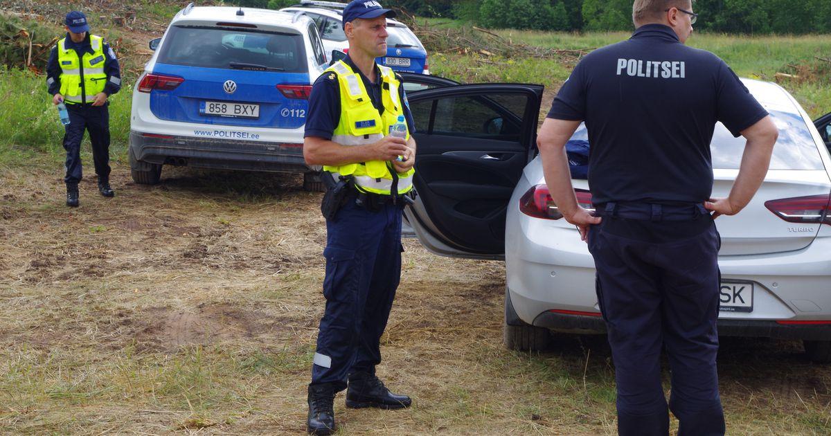 Politsei leidis metsa eksinud eaka härra