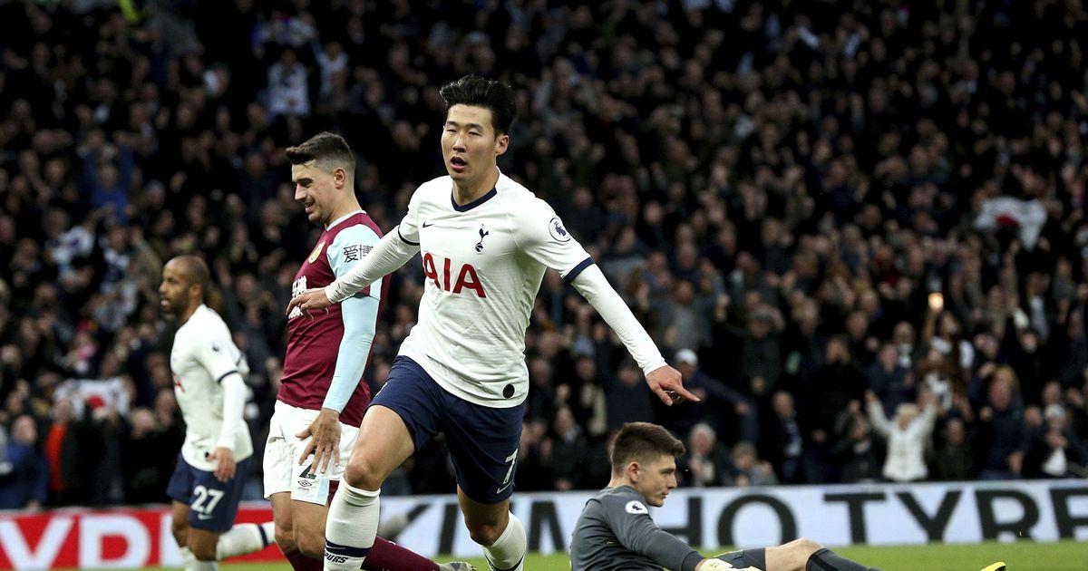 Video: kas Tottenhami supertäht skooris Premier League'i hooaja ilusaima värava?