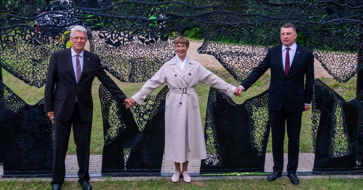 President Kaljulaid: Balti võimas vabaduse kett andis lootust paljudele rahvastele