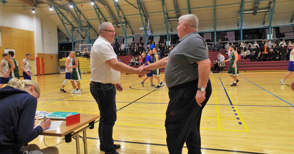 Fotod: Eesti liiga raskekaallaste duellis jäi Pahvi vastu peale Karusid juhendanud Sõber