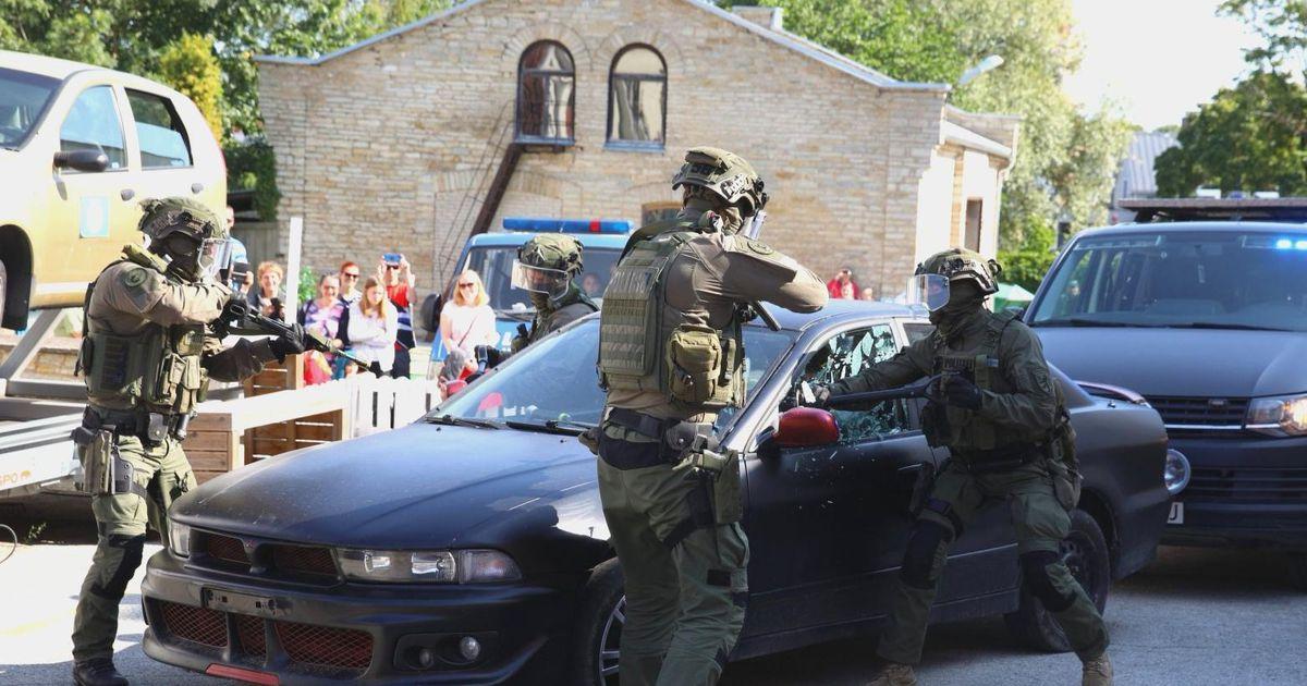 Märulipäeval Rakveres peeti kinni eriti ohtlikud kurjategijad