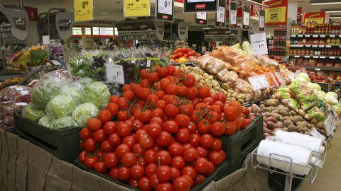 Tomateid ei tasu süüa tühja kõhuga.