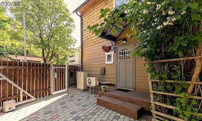 da87e9bb233 Fotod: auhinnatud ja väga osavalt renoveeritud kodu otsib uut ...